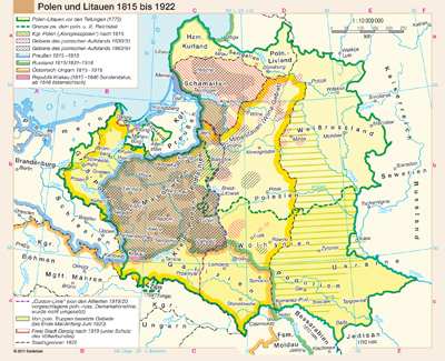 preview one of Polen und Litauen 1815 bis 1922