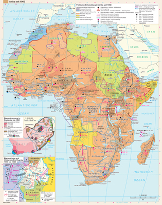 preview one of Afrika seit 1960